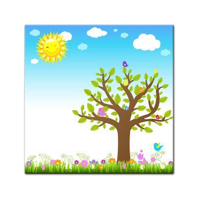 Kunstdruck - Kinderbild - Sommertag – Bild 4