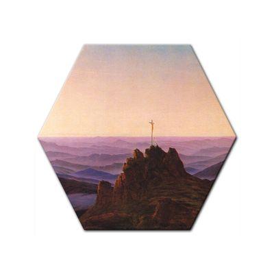 Caspar David Friedrich - Morgen im Riesengebirge – Bild 6