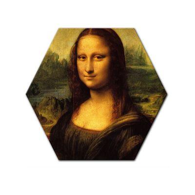 Leonardo da Vinci - Mona Lisa – Bild 5