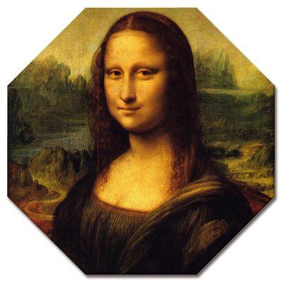 Leonardo da Vinci - Mona Lisa – Bild 4