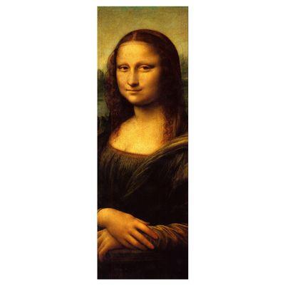Leinwandbild - Alte Meister - Leonardo da Vinci - Mona Lisa – Bild 6