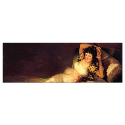 Kunstdruck - Alte Meister - Francisco de Goya - Die bekleidete Maja – Bild 3