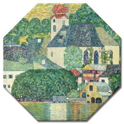 Gustav Klimt - Die St. Wolfgang-Kirche – Bild 9
