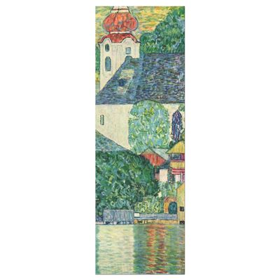 Kunstdruck - Alte Meister - Gustav Klimt - Die St. Wolfgang-Kirche – Bild 5