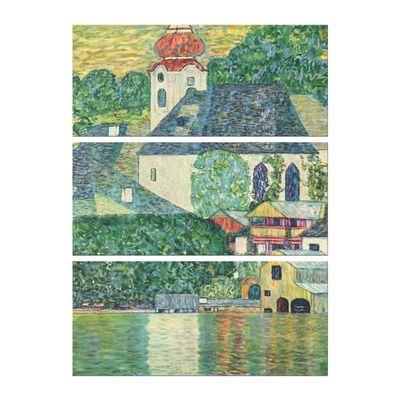 Gustav Klimt - Die St. Wolfgang-Kirche – Bild 3