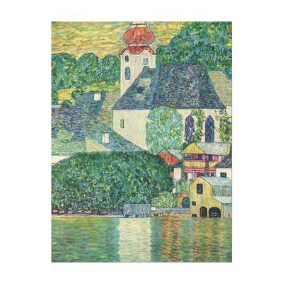 Gustav Klimt - Die St. Wolfgang-Kirche – Bild 2