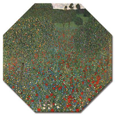 Gustav Klimt - Mohnfeld – Bild 4