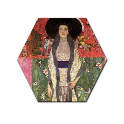Kunstdruck - Alte Meister - Gustav Klimt - Portrait der Adele Bloch-Bauer – Bild 5