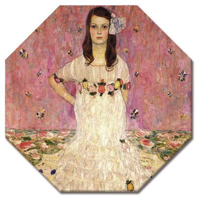 Gustav Klimt - Portrait der Eugenia Primavesi – Bild 4