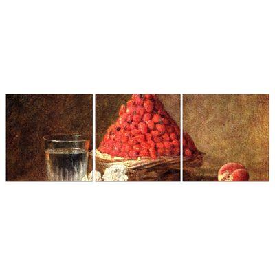 Kunstdruck - Alte Meister - Jean Siméon Chardin - Der Erdbeerkorb – Bild 7