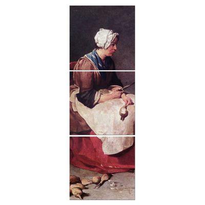 Jean Siméon Chardin - Die Rübenputzerin – Bild 7