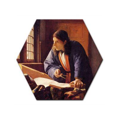 Jan Vermeer - Der Geograph – Bild 7