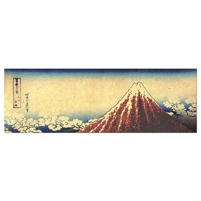 Kunstdruck - Alte Meister - Katsushika Hokusai - Gewitter unterhalb des Gipfels – Bild 6