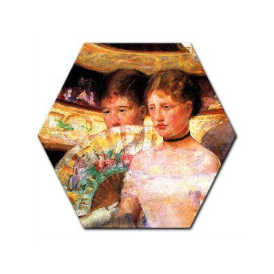 Mary Cassatt - Die Loge – Bild 5
