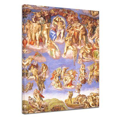 Michelangelo - Jüngstes Gericht II – Bild 1