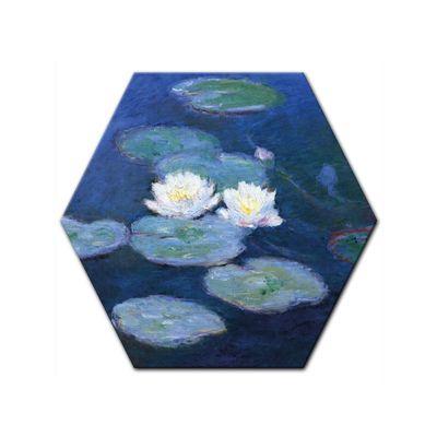 Kunstdruck - Alte Meister - Claude Monet - Seerosen – Bild 5