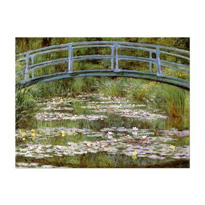 Claude Monet - Die japanische Brücke – Bild 2