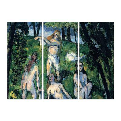 Kunstdruck - Alte Meister - Paul Cézanne - Badende – Bild 4
