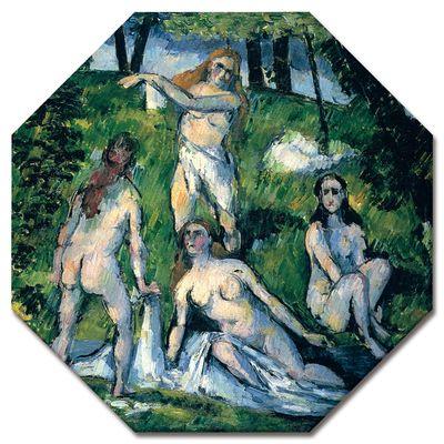 Paul Cézanne - Badende – Bild 7