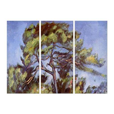 Paul Cézanne - Die grosse Kiefer – Bild 6