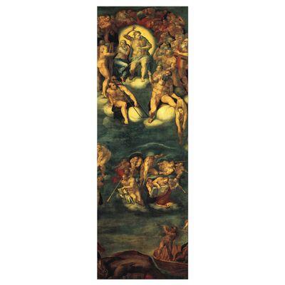Michelangelo - Jüngstes Gericht I – Bild 5