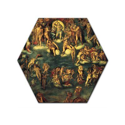 Michelangelo - Jüngstes Gericht I – Bild 9