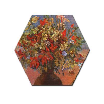 Kunstdruck - Alte Meister - Paul Gauguin - Blumen und Katzen – Bild 6