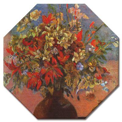 Kunstdruck - Alte Meister - Paul Gauguin - Blumen und Katzen – Bild 7