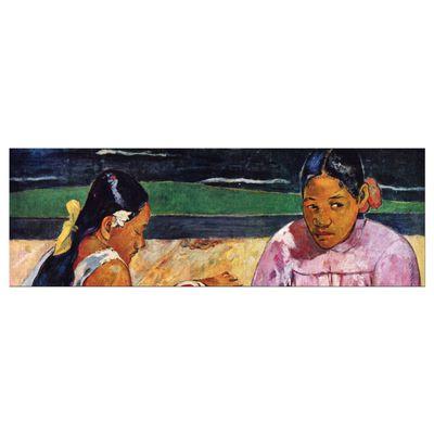 Paul Gauguin - Frauen am Strand – Bild 5