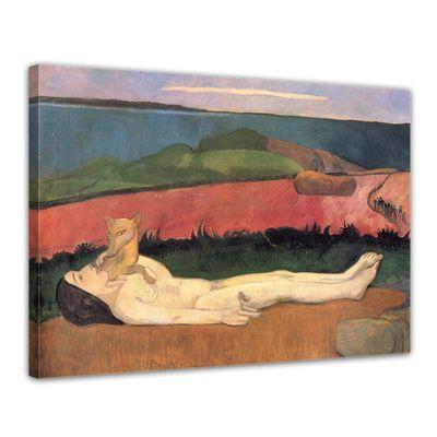 Paul Gauguin - Verlust der Jungfräulichkeit – Bild 1