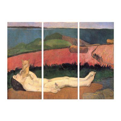 Kunstdruck - Alte Meister - Paul Gauguin - Verlust der Jungfräulichkeit – Bild 6