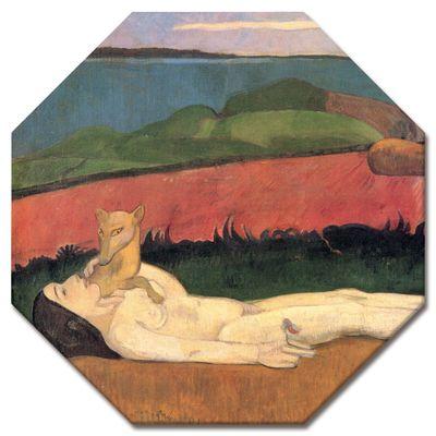 Kunstdruck - Alte Meister - Paul Gauguin - Verlust der Jungfräulichkeit – Bild 4