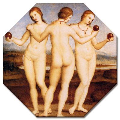 Kunstdruck - Alte Meister - Raffael - Die drei Grazien – Bild 9