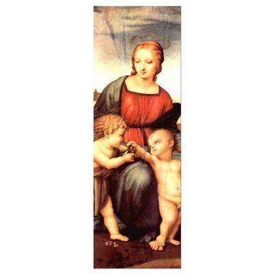 Leinwandbild - Alte Meister - Raffael - Madonna del cardellino – Bild 5