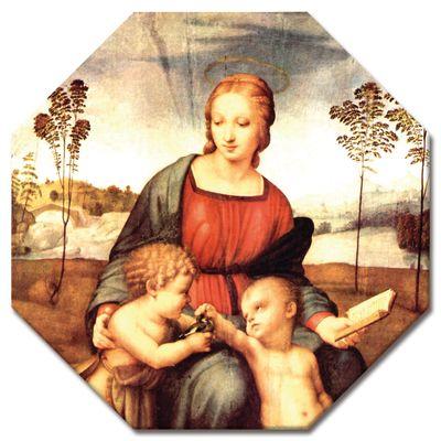 Raffael - Madonna del cardellino – Bild 8