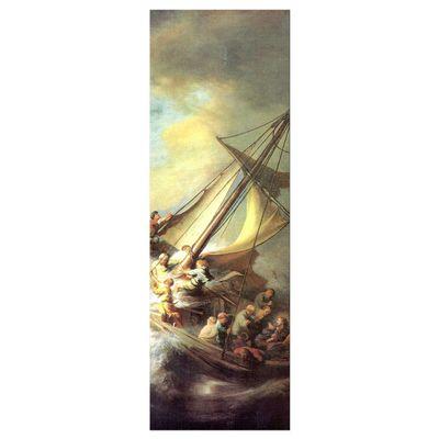 Rembrandt - Christus im Sturm auf dem See von Galilea – Bild 5
