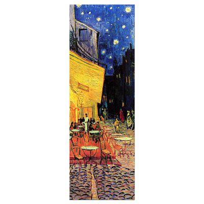Leinwandbild - Alte Meister - Vincent van Gogh - Caféterrasse am Abend – Bild 7
