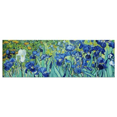 Leinwandbild - Alte Meister - Vincent van Gogh - Iris – Bild 8