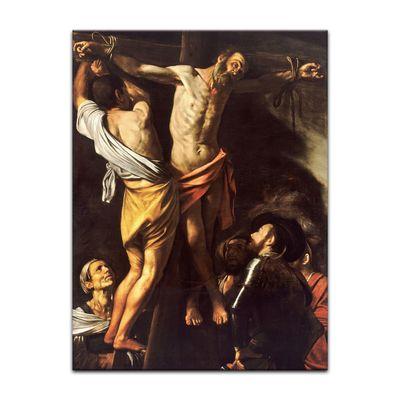 Caravaggio - Die Kreuzigung des heiligen Andreas – Bild 2