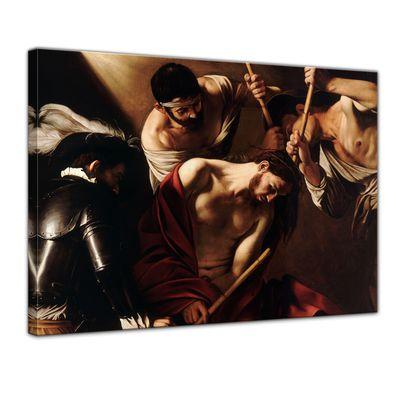 Caravaggio - Dornenkrönung – Bild 1