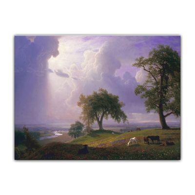 Albert Bierstadt - California Spring – Bild 2