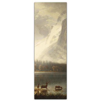 Albert Bierstadt - Estes Park, Colorado, Whyte's Lake – Bild 8