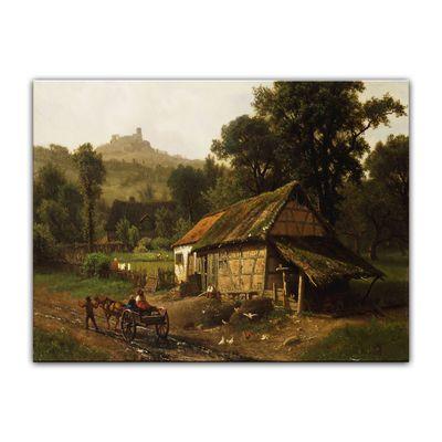 Albert Bierstadt - In the Foothills – Bild 2