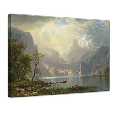 Albert Bierstadt - Lake Tahoe – Bild 1