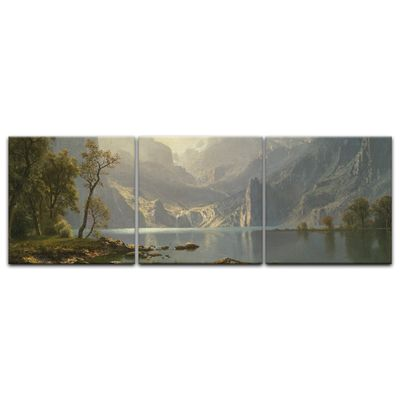 Albert Bierstadt - Lake Tahoe – Bild 11