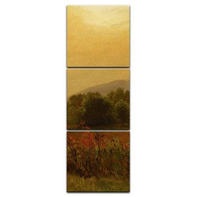 Kunstdruck - Alte Meister - Albert Bierstadt - Autumn Landscape – Bild 6