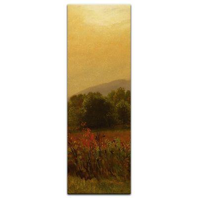 Kunstdruck - Alte Meister - Albert Bierstadt - Autumn Landscape – Bild 7