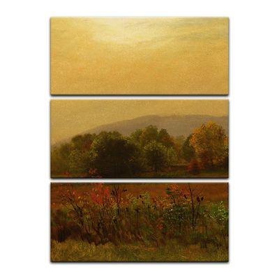 Kunstdruck - Alte Meister - Albert Bierstadt - Autumn Landscape – Bild 13