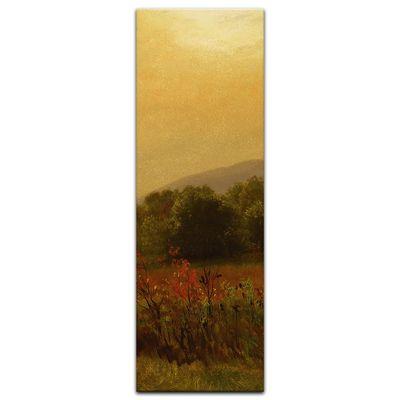 Kunstdruck - Alte Meister - Albert Bierstadt - Autumn Landscape – Bild 4