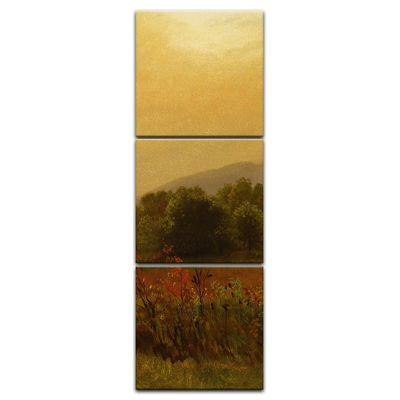 Kunstdruck - Alte Meister - Albert Bierstadt - Autumn Landscape – Bild 3